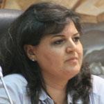 Ελένη Ρήγα Γ. Γραμματέας του Δημοτικού Συμβουλίου