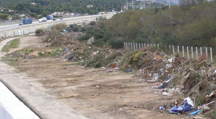 καθαριότητα δήμου Μεγαρέων