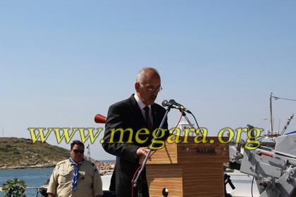 Εισαγωγική ομιλία και χαιρετισμός από τον πρόεδρο των συνδιοργανωτών ΣΣΕΔΜ, Νίκο Χατζή